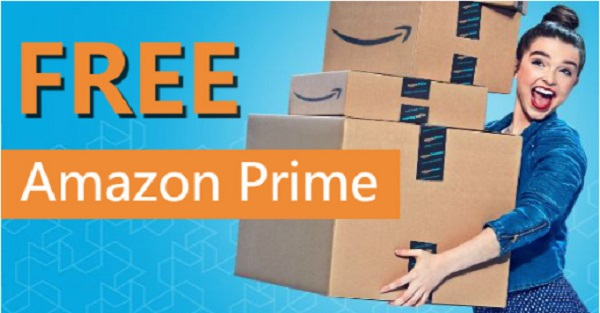 Free 6 Month Trial For Amazon Prime For Students
