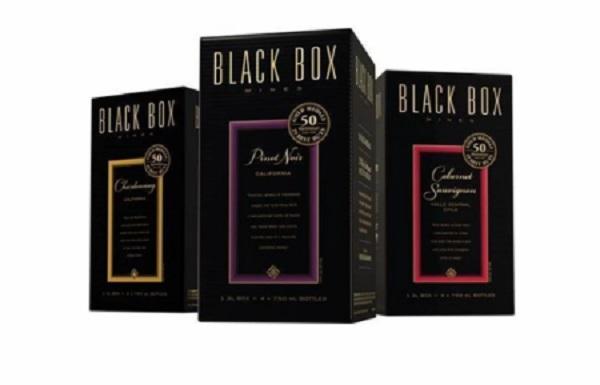Free Black Box Wines Swag