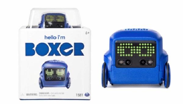 Free Boxer Interactive Robot Toy