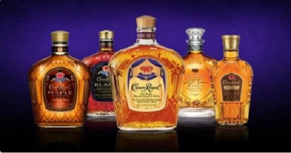 Free Crown Royal Custom Labels