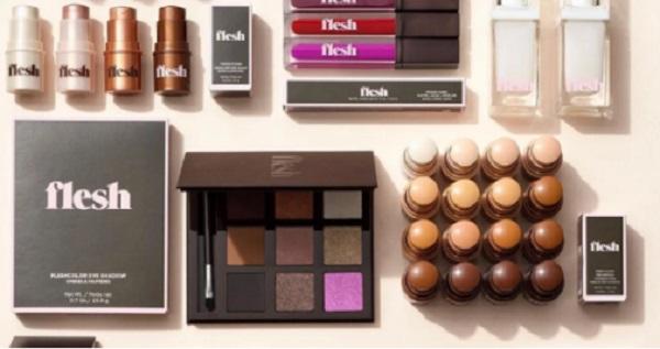 Free FLESH Brand Makeup