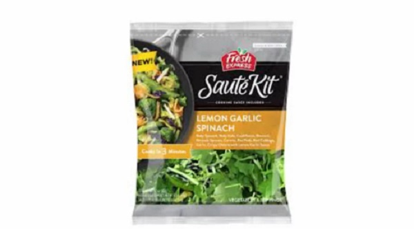 Free Fresh Express Saute Kit
