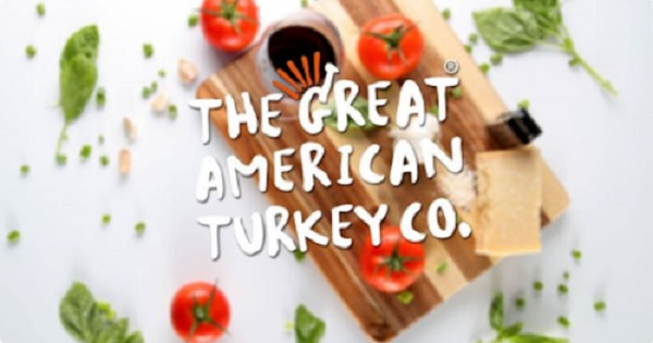 Free Great American Turkey Swag