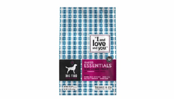 Free I And Love And You Naked Essentials Dog Food