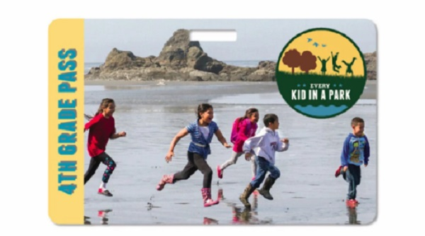Free National Park Pass (4th Graders ONLY)