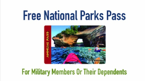 Free National Parks Pass (Military AND Dependents ONLY)