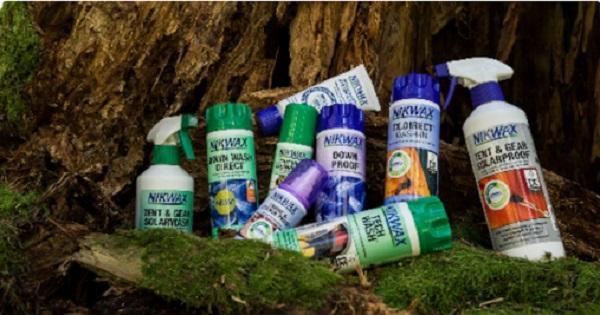 Free Nikwax Waterproofing Wax for Leather