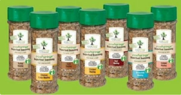 Free PawTree PawPairings Pet Food Seasoning