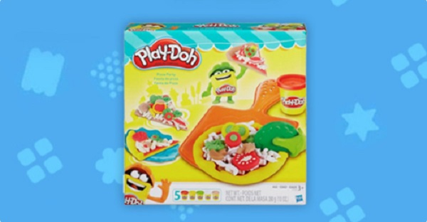 Free Play-Doh Pizza Party Set (NEEDS CASHBACK)