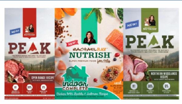 Free Rachael Ray Nutrish Pet Food