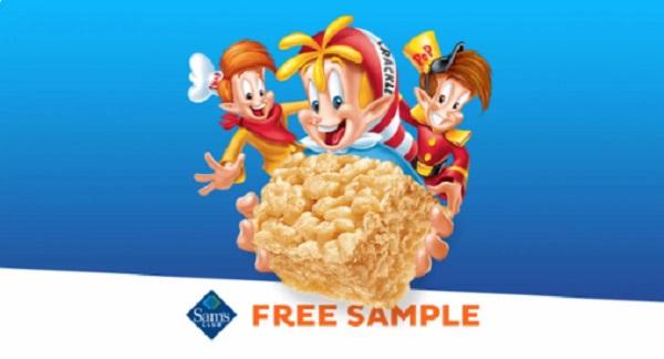 Free Rice Krispies Treats