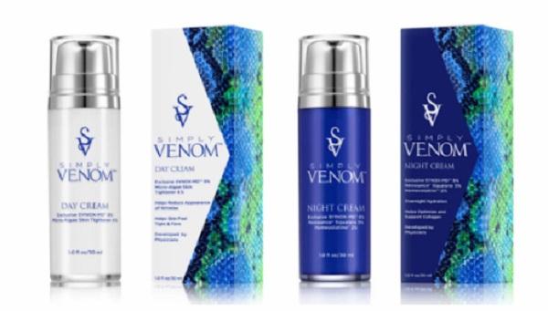 Free Simply Venom Skincare!