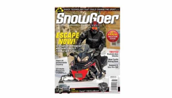 Free Snow Goer Subscription