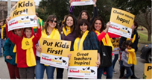 Free Swag For National School Choice Week