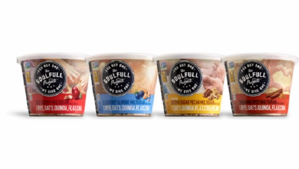 Free The Soulfull Project Multigrain Hot Cereal Cups