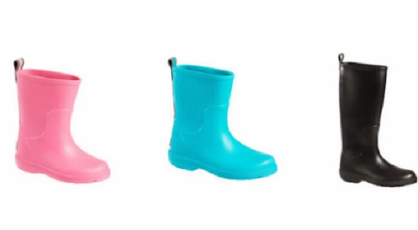 Free Totes Cirrus Tall Rain Boots Or Ankle Rain Boots