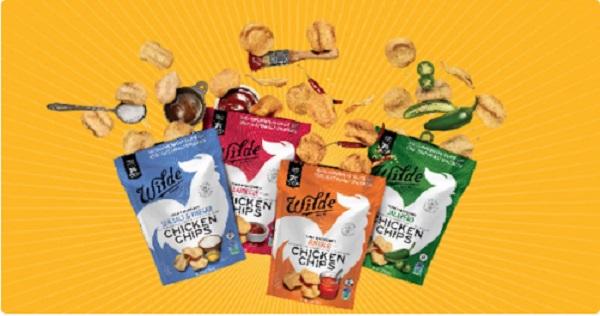 Free WILDE Chicken Chips