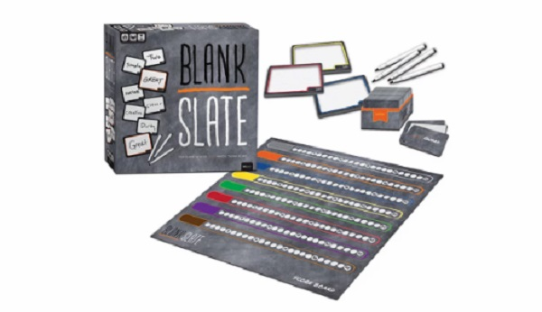 Host A Free Blank Slate Game Night Party