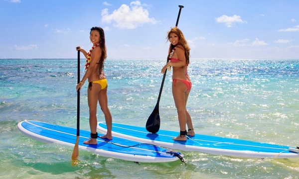 Stand Up Paddleboard Giveaway