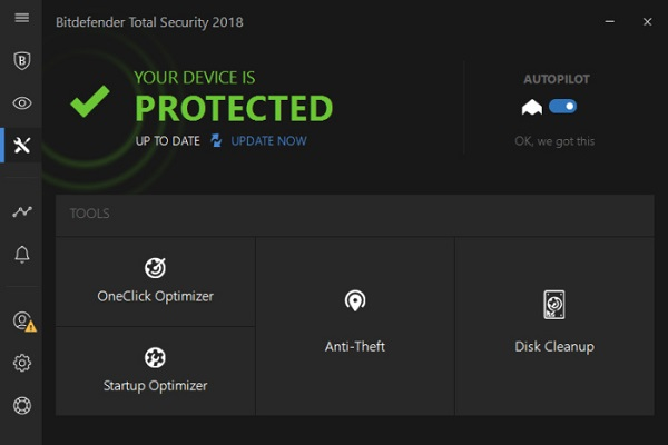 Free 6-Month Subscription To Bitdefender Internet Security 2019