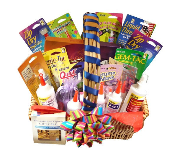 Craft Gift Basket Giveaway