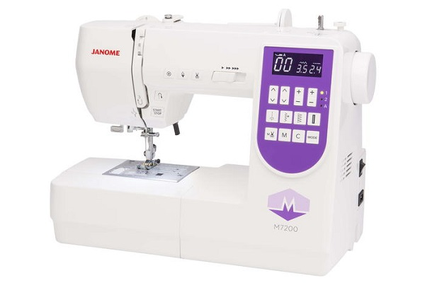Janome M7200 Supreme Sewing Machine Sweepstakes