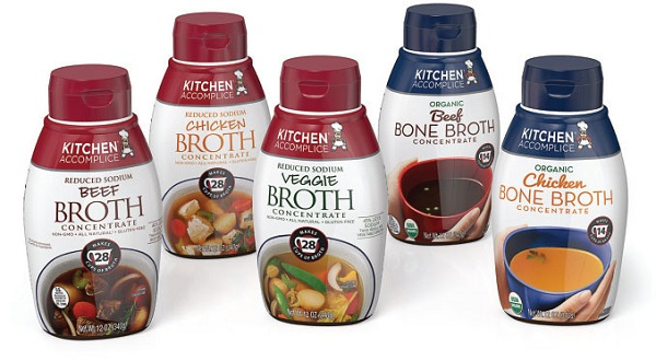 Free Kitchen Accomplice Sauces And Broths