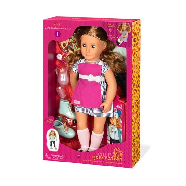 Free Our Generation Dolls & Products