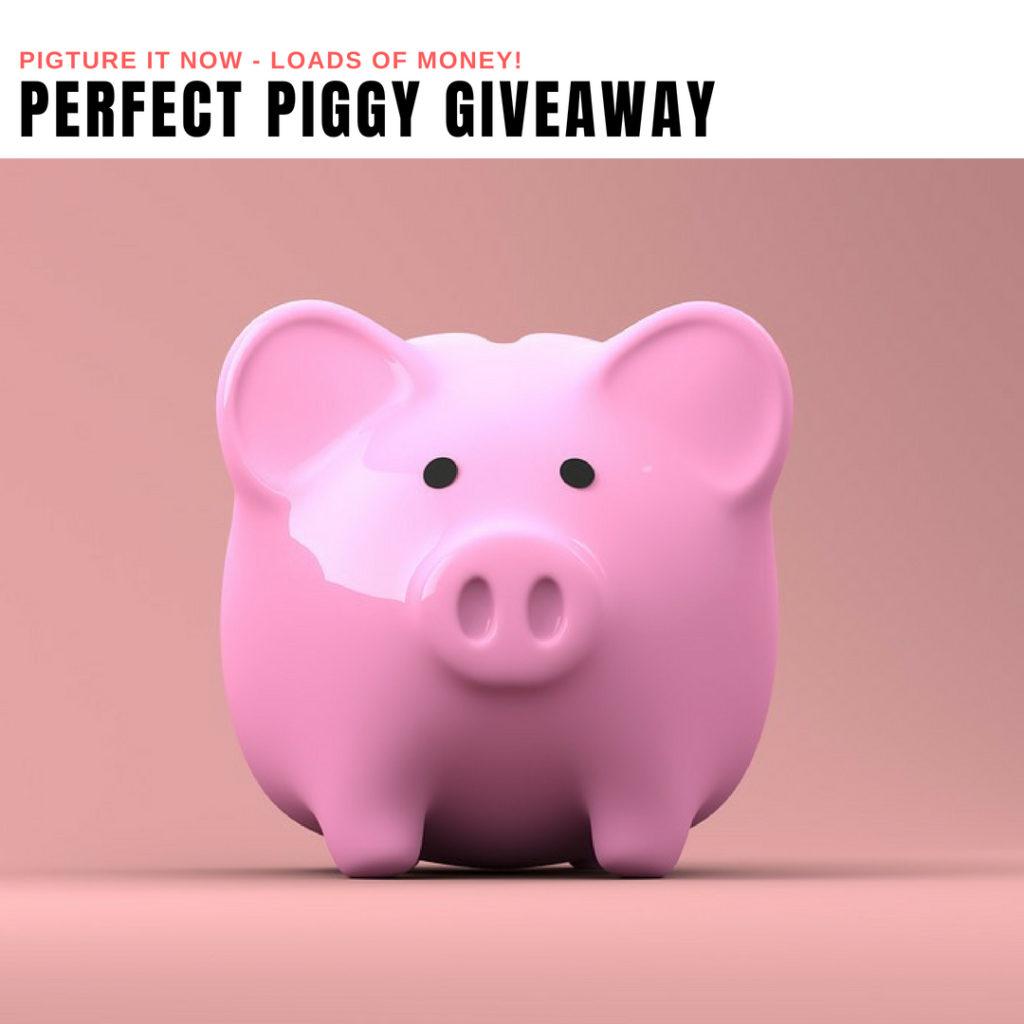 Perfect Piggy Giveaway