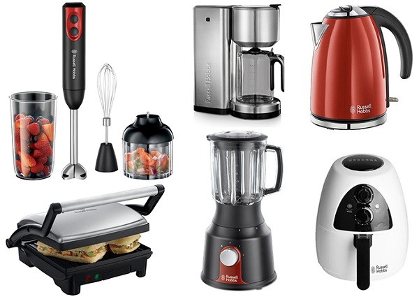 Russell Hobbs Small Appliances Giveaway