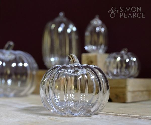 Simon Pearce Glass Pumpkins Giveaway
