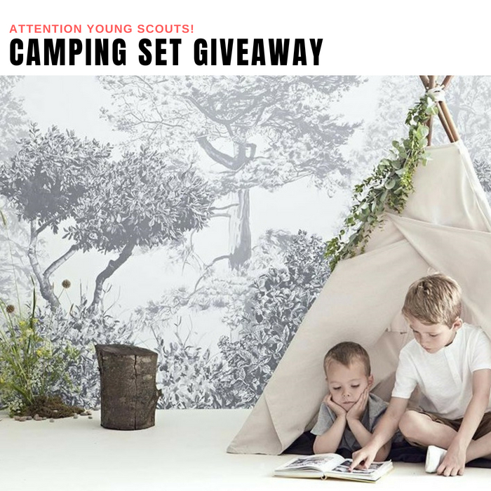 Camping Set Giveaway