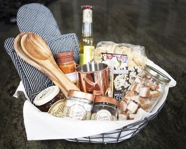 Foodie Gift Basket Giveaway
