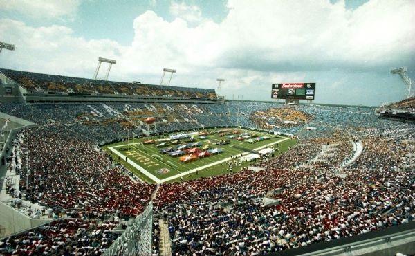 Jacksonville Jaguars Game Tickets Giveaway
