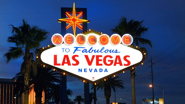Trip To Las Vegas For Two Giveaway