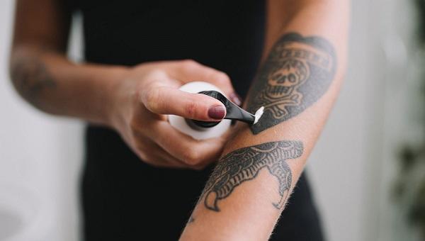 Free Moisturizing Cream For Tattoos