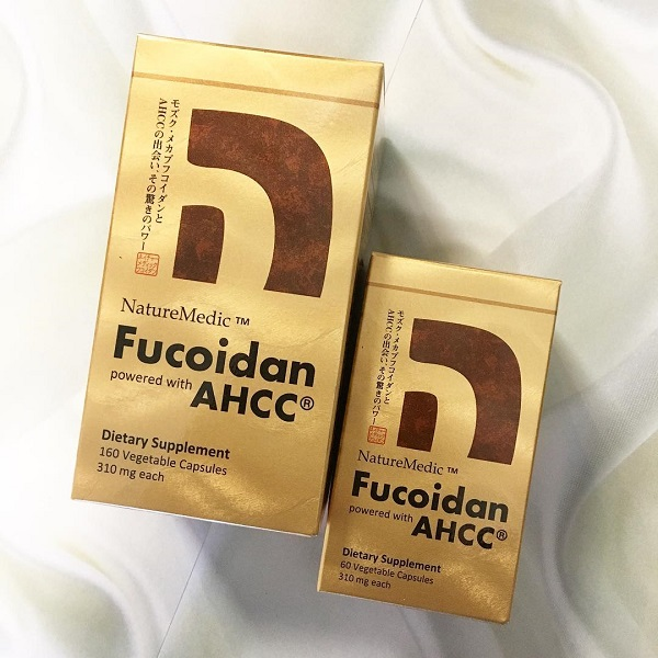 Free Sample Of NatureMedic Fucoidan