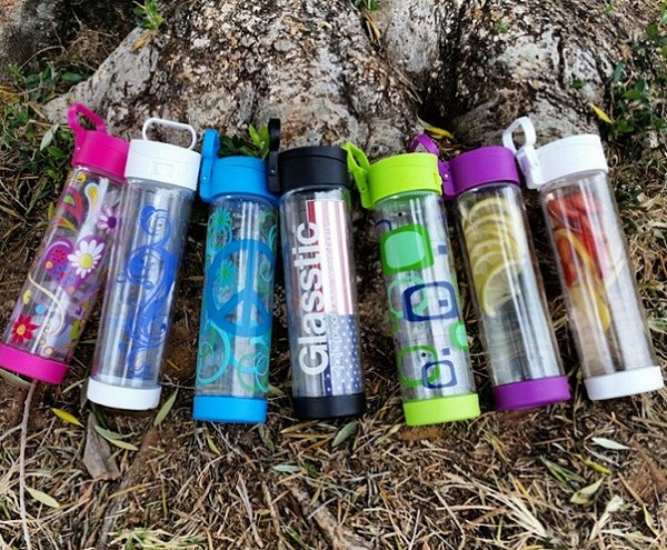Free Our Choice Water Bottle