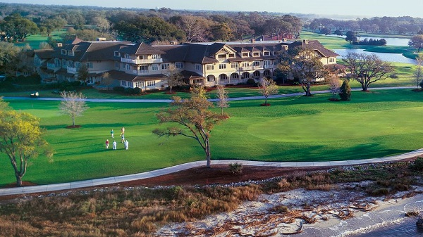 Trip For 2 To The Lodge At Sea Island, GA Sweepstakes