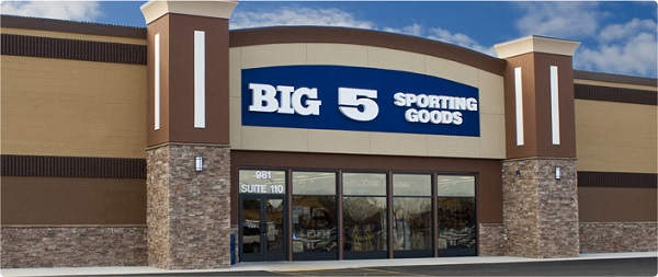 Big 5 Sporting Goods Gift Card Giveaway
