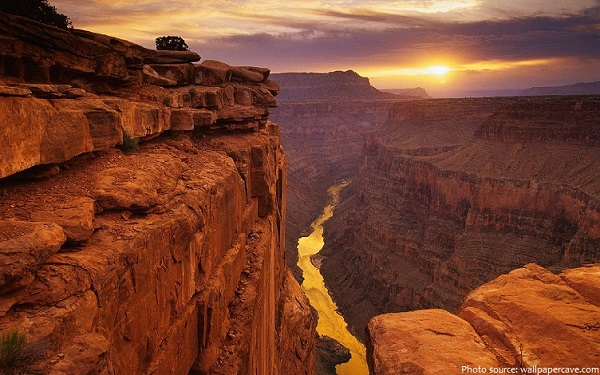 Trip For Four To Grand Canyon National Park Sweepstakes