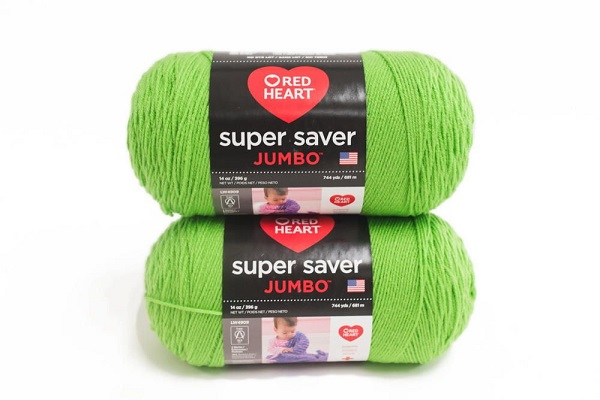 3 Skeins Of Fashion Soft In Artichoke Giveaway