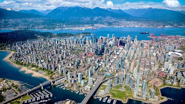 Trip For Four To Vancouver, B.C. Sweepstakes