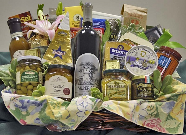 Custom 2018 Harvest Gift Basket Sweepstakes
