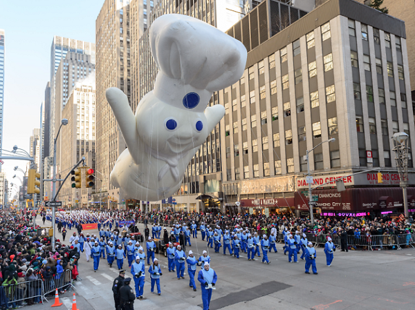New York City Thanksgiving Sweepstakes