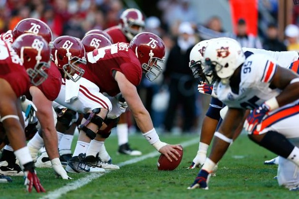 2 Tickets To Alabama Crimson Tide Game Giveaway