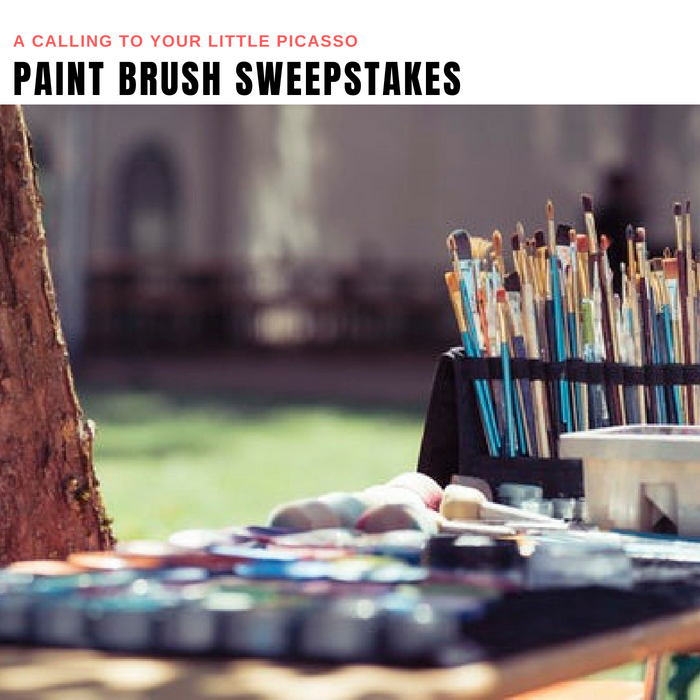 Paint Brush Sweepstakes