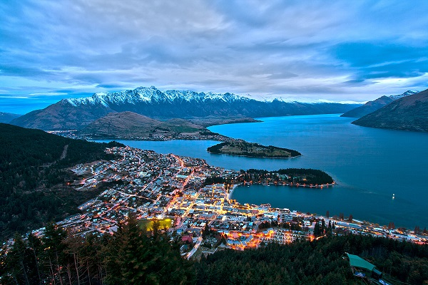 Trip To Queenstown, New Zealand Giveaway