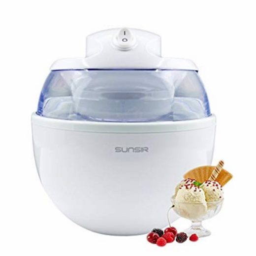 Sunsir Home Mini Automatic Ice Cream Maker Giveaway