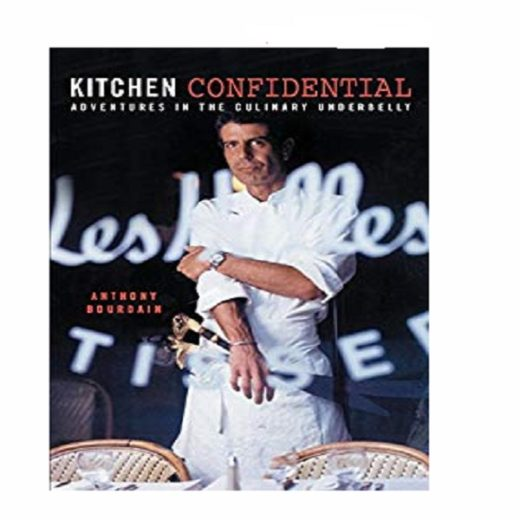 Kitchen Confidential by Anthony Bourdain Giveaway